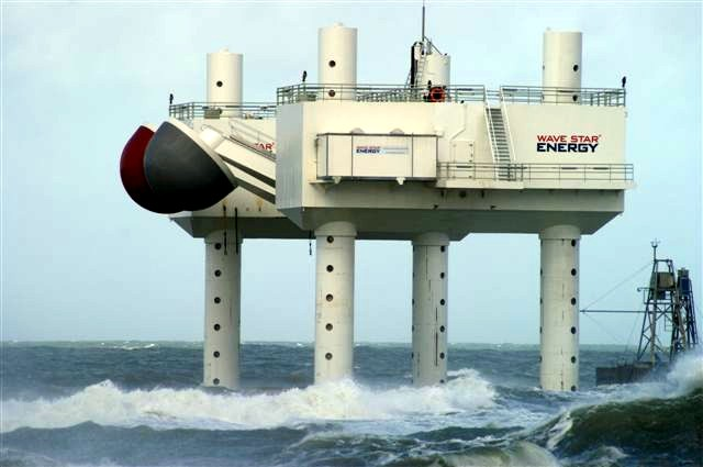 Wave Power Plant