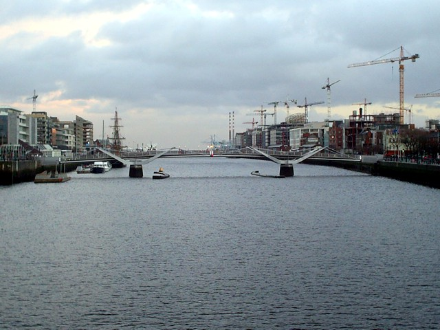 Liffey Footbridge